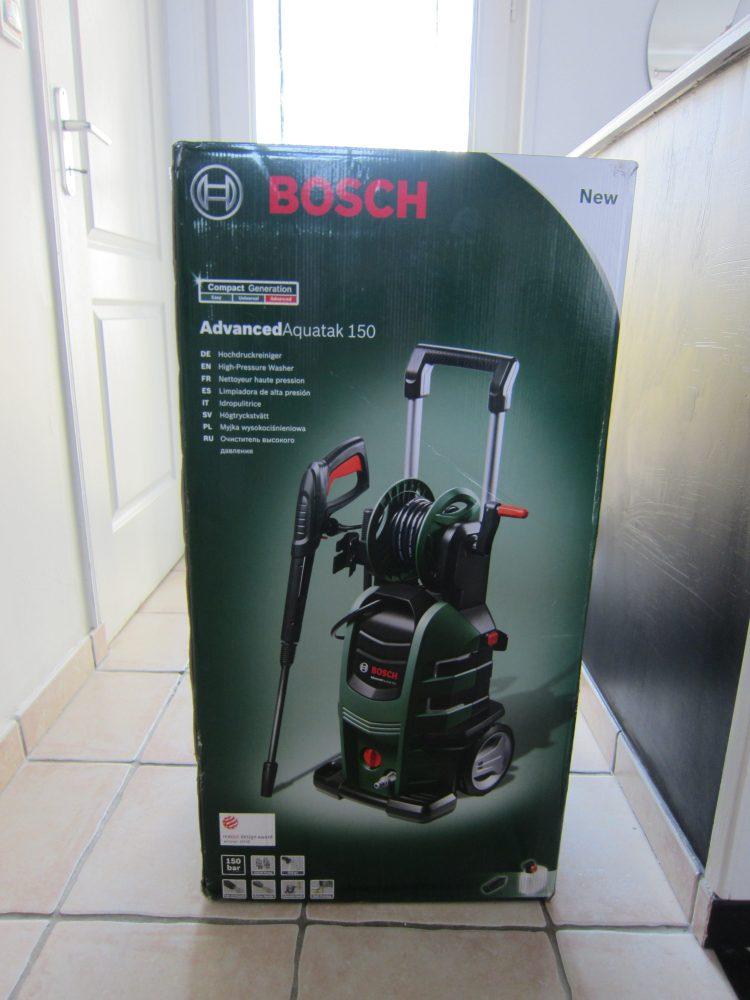 Bosch Aquatak Nettoyeur haute pression Carbone Brosses