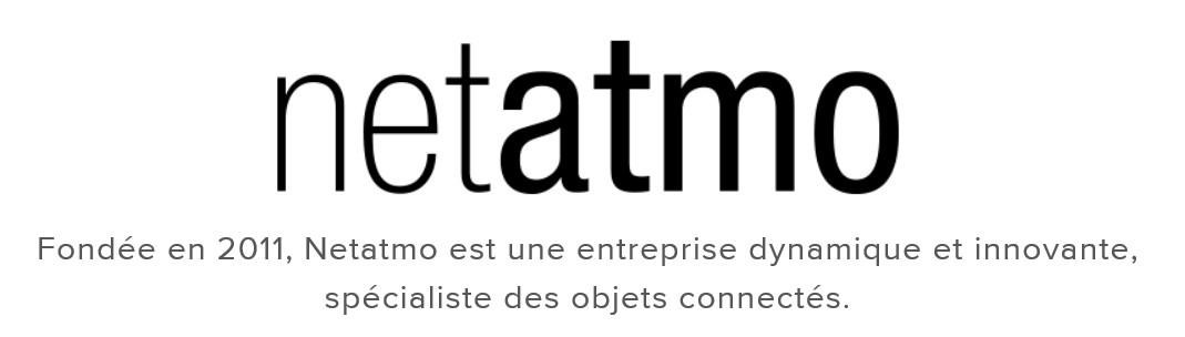 news netatmo