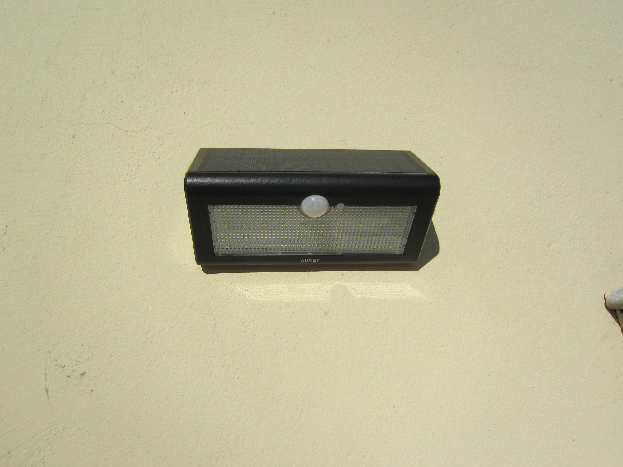 Lampe Solaire Exterieur Detecteur De Mouvement Ldpt