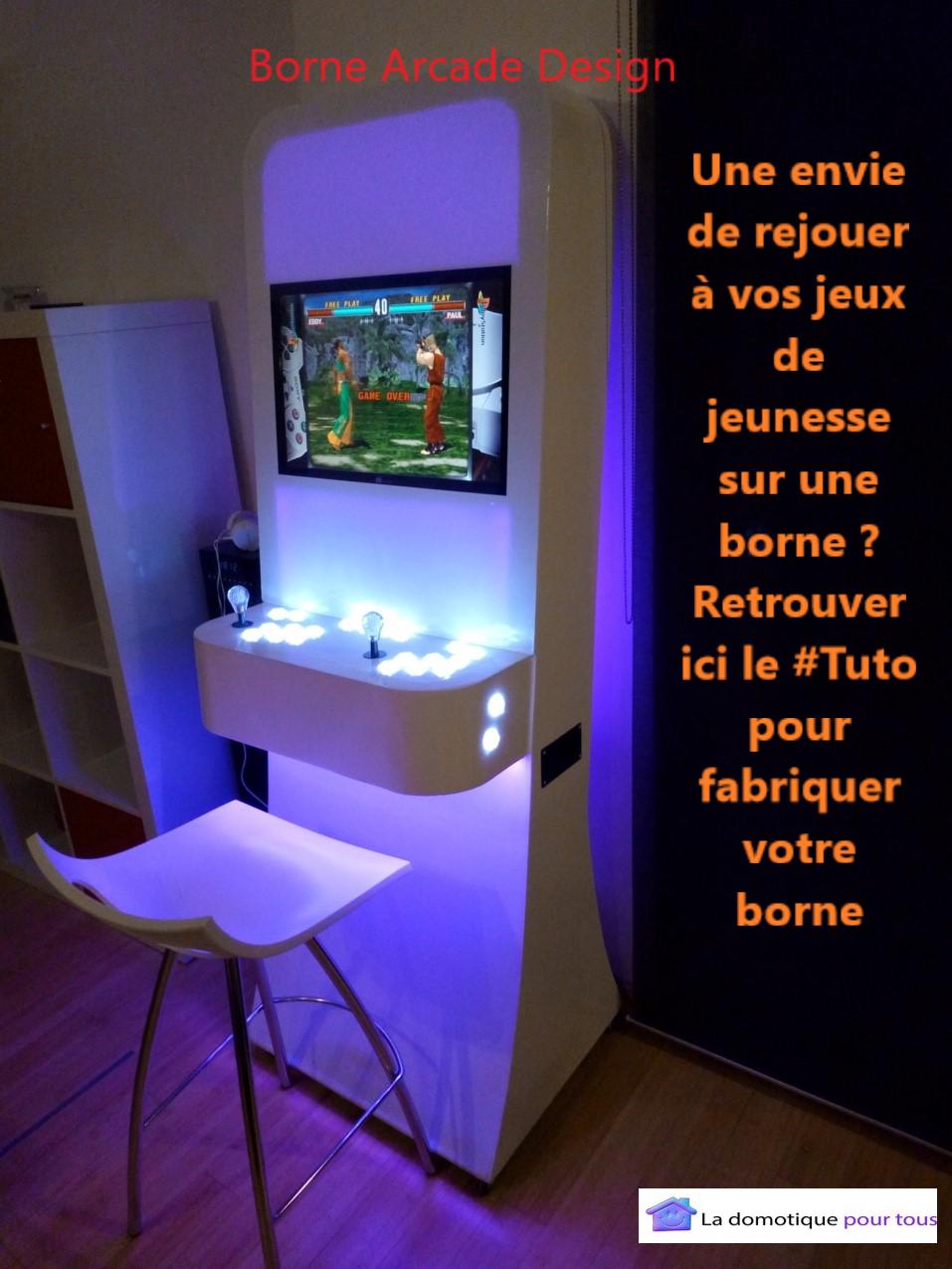 image de couverture borne arcade