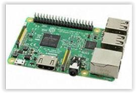 Raspberry Pi Carte Mère 3 Model B Quad Core CPU 1.2 GHz 1 Go RAM 4a12664a1a94