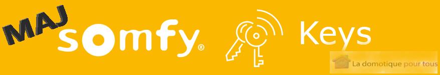 somfy keys image présentation