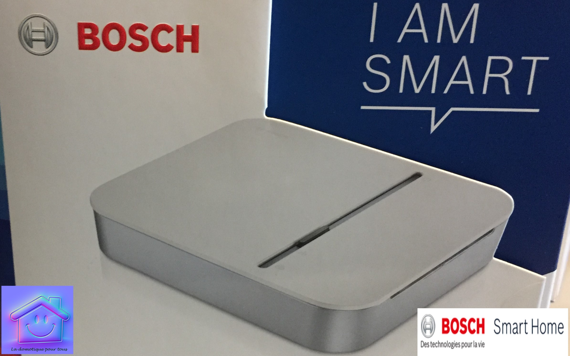 article bosch smart home