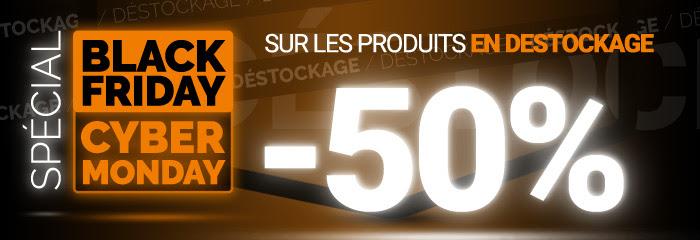-50 destockage