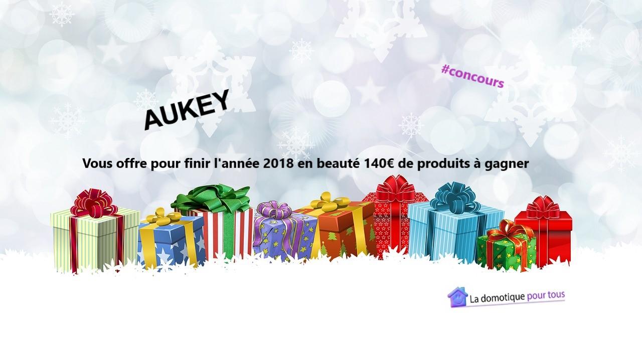 concours 2018 aukey