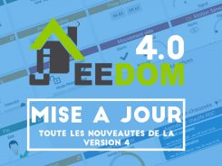 jeedom v4 mise à jour
