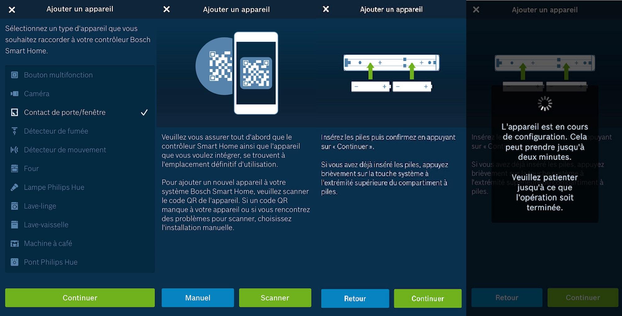 bosch smart home application iphone