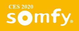 logo somfy ces 2020