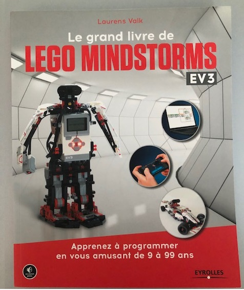 le grand livre de lego mindstorms