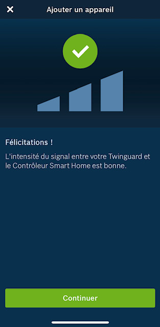 Signal ok