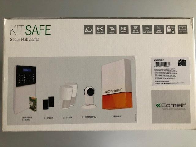 Comelit safe secur hub