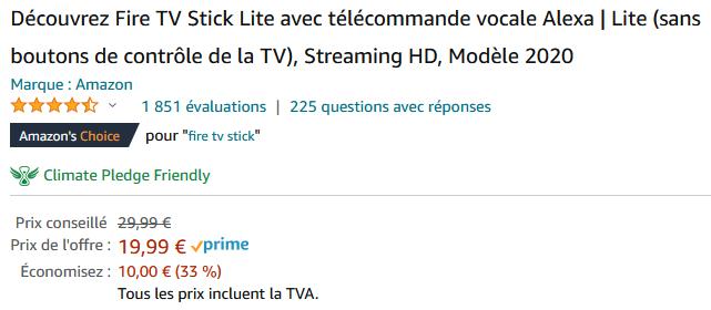 description stick