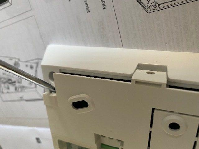 Comelit safe secur hub interieur 1