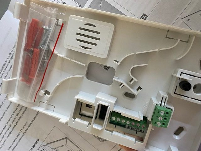 Comelit safe secur hub interieur 11