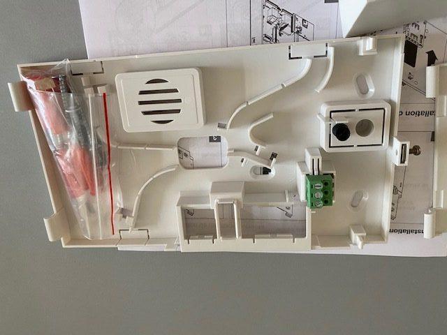 Comelit safe secur hub interieur 5