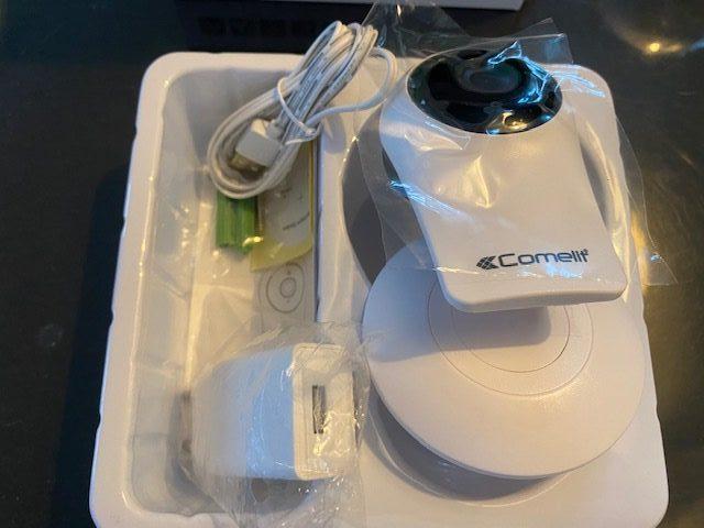 camera hd comelit boite