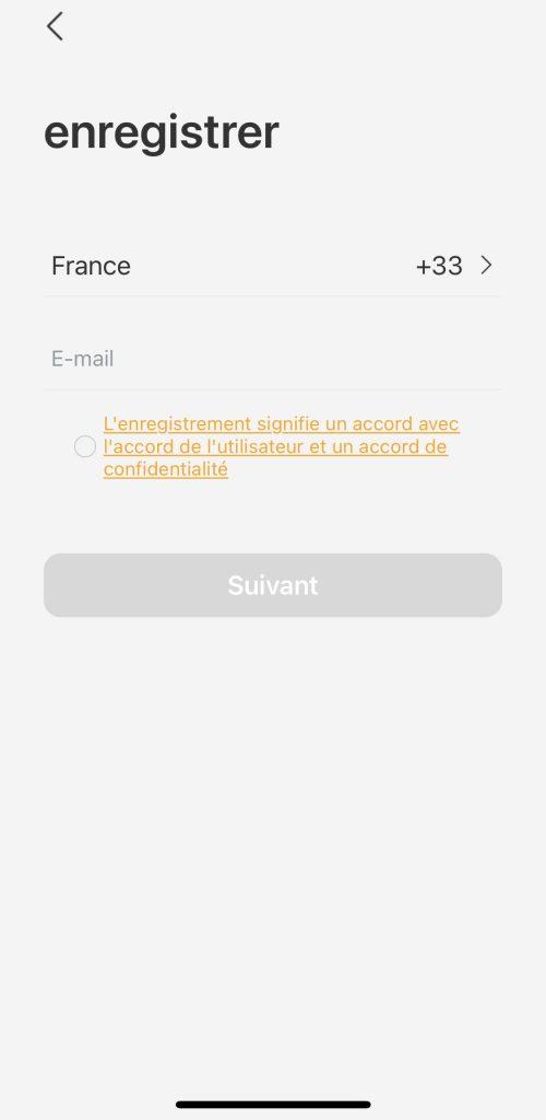 application Arenti 3