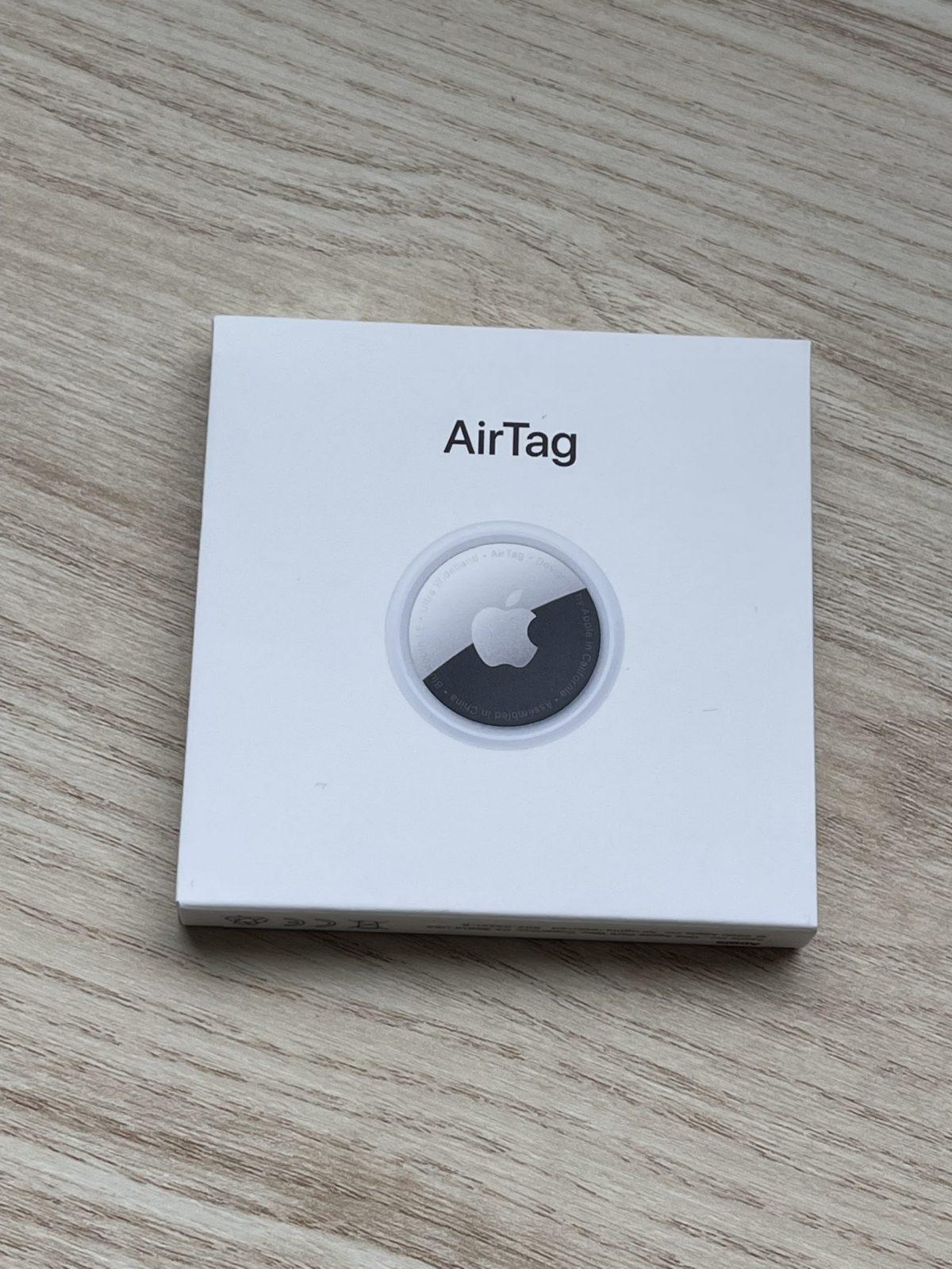 airtag boite