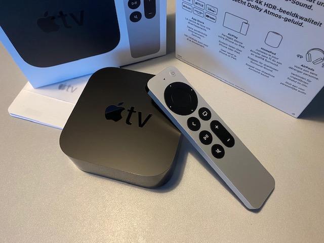 image de presentation apple tv 4k