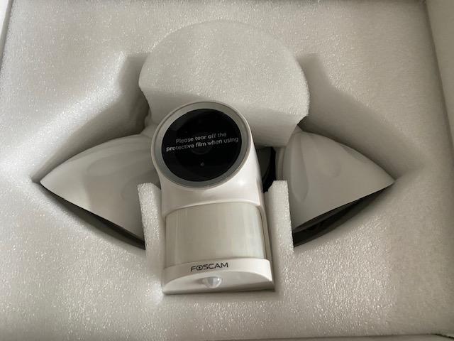 emballage camera