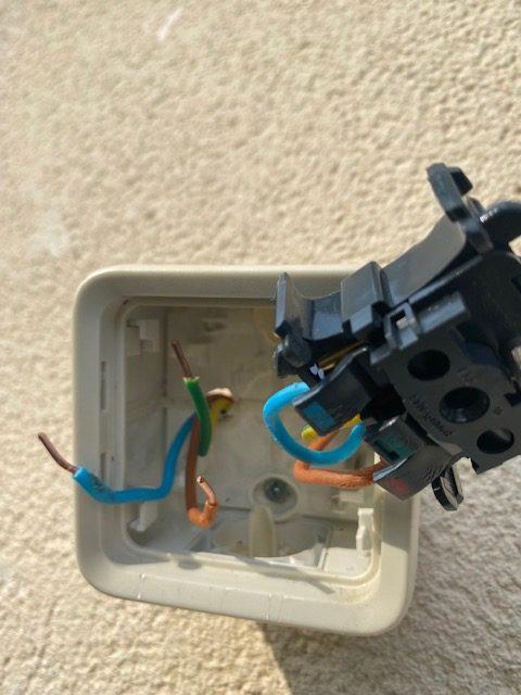installation camera foscam 1