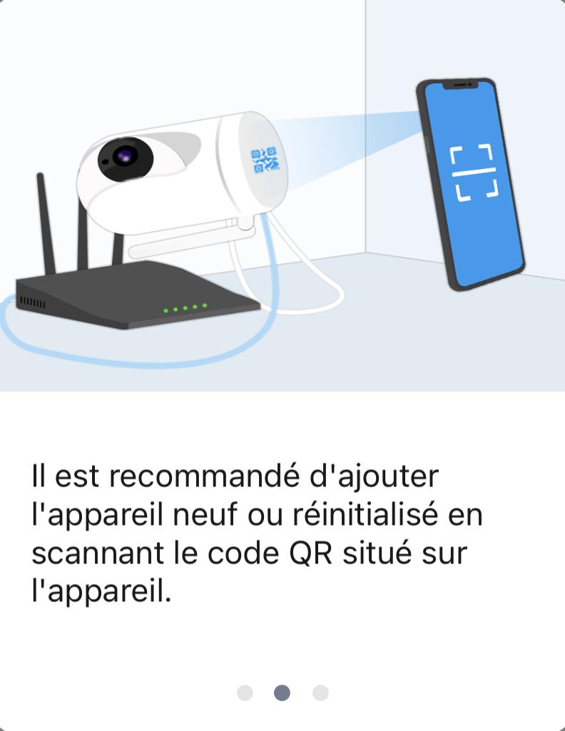 installation caméra foscam f41 tuto 3