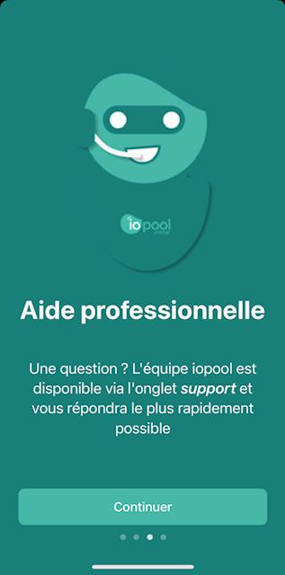 iopool application 2