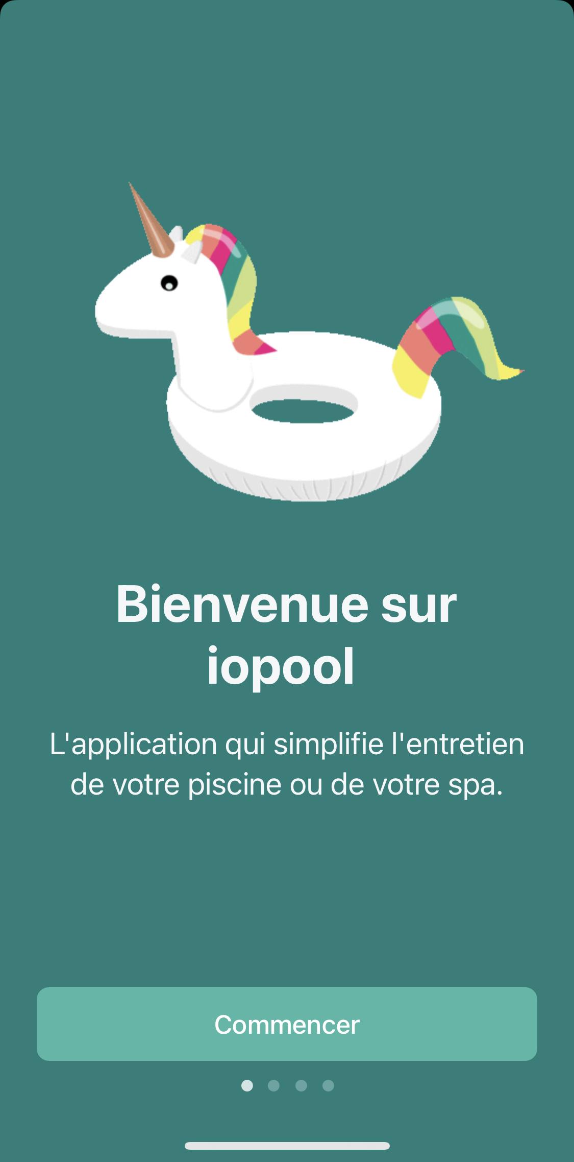 iopool application