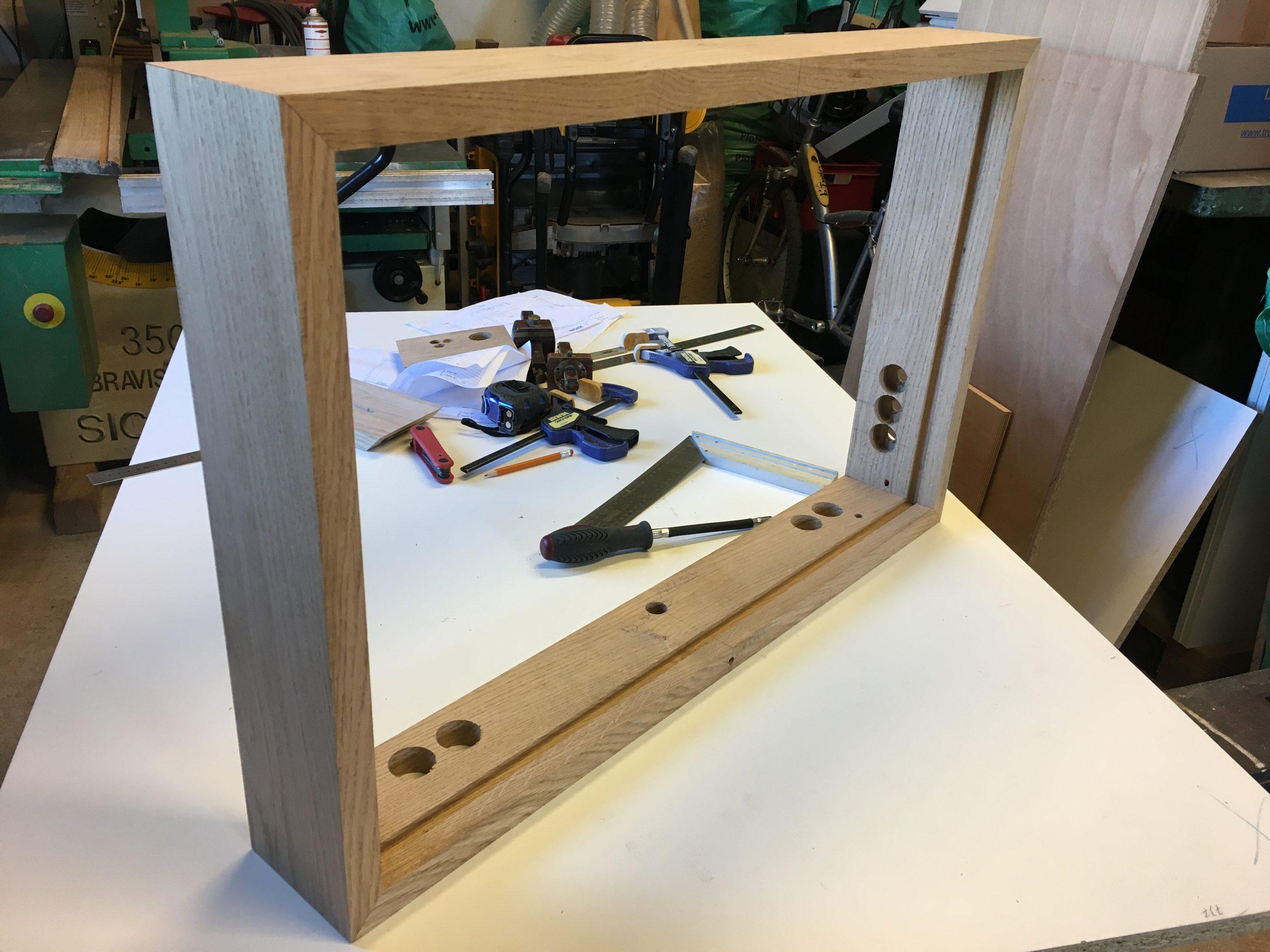 plan fabrication magic mirror 4
